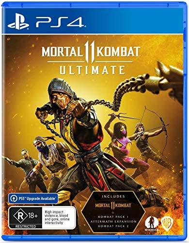 Mortal Kombat 11 Ultimate - PlayStation 4
