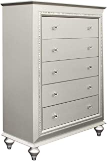 ACME Furniture Kaitlyn Chest, Champagne