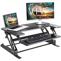 "Vivo 36"" Height Adjustable Standing Tabletop"