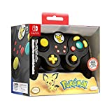 PDP Gaming Pokemon Pikachu Wired Fight Pad Pro Controller: Pikachu - Nintendo Switch
