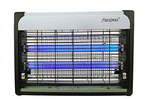 Insektenvernichter Elektrischer Fliegenfalle Mückenlampe mit 20Watt UV-Lichts Insektenfalle Mückenfalle, 2800V-Netz für Küche, Wohnzimmer, Schlafzimmer, Restaurant, Wohn- und Geschäftsgebäude.