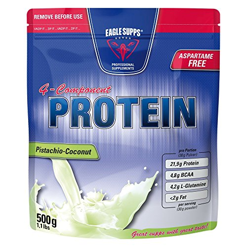 Eagle Supps 4-Komponenten Protein 500g Pistazie Kokos