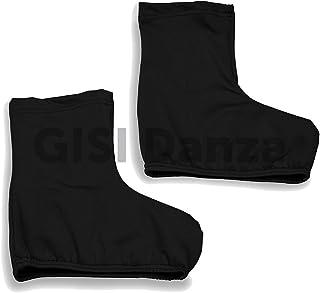 Gisi - Cubrepatines de licra para patinaje, varios tamaños, 100 % fabricado en Italia