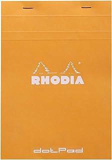 Rhodia Staplebound Pad Staplebound Pad, Orange, 1 (CR-16558)