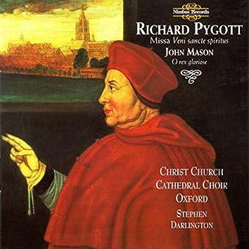 Pygott & Mason: Music for Cardinal Wolsey