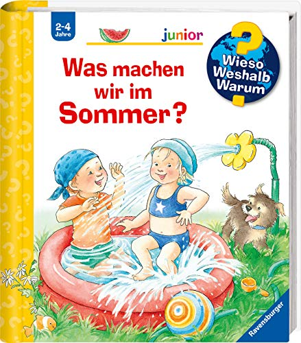 Wieso? Weshalb? Warum? junior: Was machen wir im Sommer? (Band 60) (Wieso? Weshalb? Warum? junior, 60)