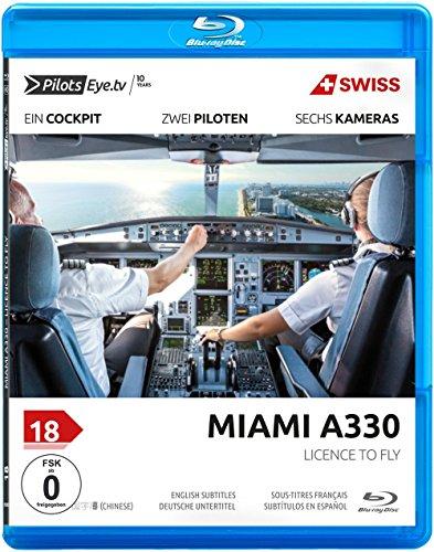 PilotsEYE.tv | MIAMI | Cockpitmitflug A330 | SWISS |