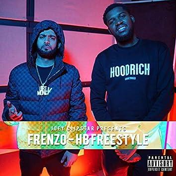 Frenzo Harami HB Freestyle