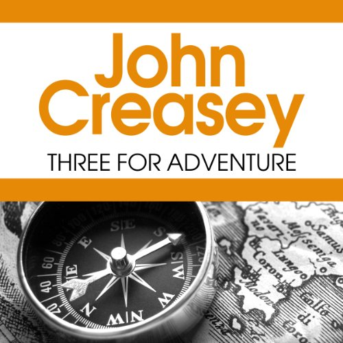 Three for Adventure cover art