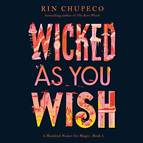 Wicked as You Wish audiobook cover art