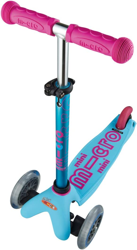 Micro Mini Deluxe skateboard, uniseks turquoise