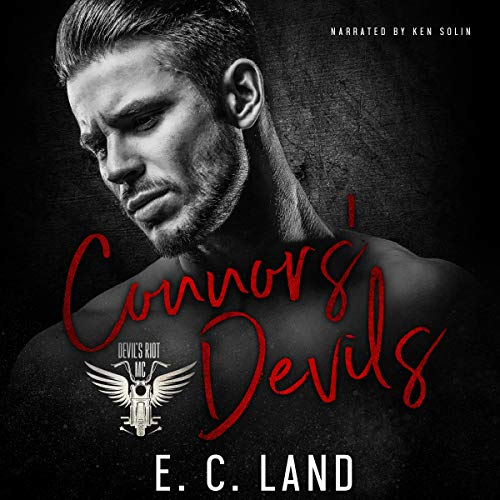 Connors' Devils audiobook cover art