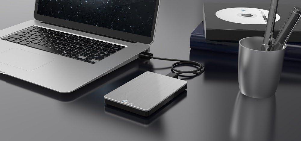 velocidad de transferencia s/úper r/ápida para usar con Windows PC Smart TV Xbox One y PS4 edici/ón especial Sonnics Disco duro externo port/átil USB 3.0 de 500 GB dise/ño de camuflaje Apple Mac