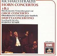 Richard Strauss: Horn Concertos 1 & 2 / Oboe Concerto / Duett-Concertino