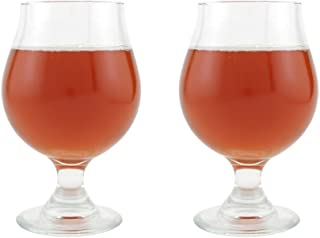 Libbey Belgian Beer Glass - 13 oz, Set of 2