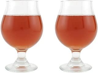 Libbey Belgian Beer Glass - 13 oz, Set of 2