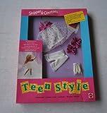 Skipper Courtney High School Fashions #3629 (1992) by Barbie by Barbie