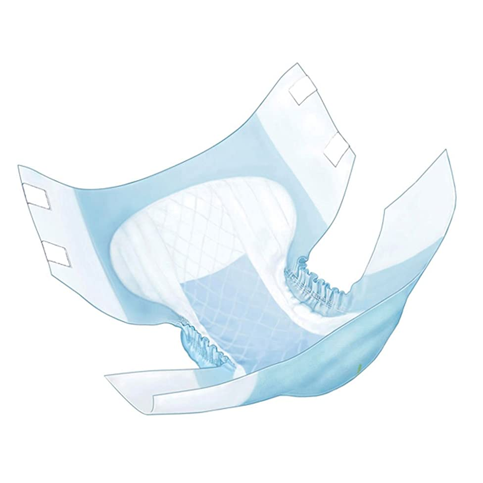 Wings Choice Plus Quilted Brief, Medium, Heavy Absorbency, 66033 - Case of 96