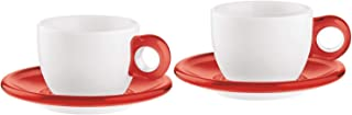 guzzini cappuccino cups