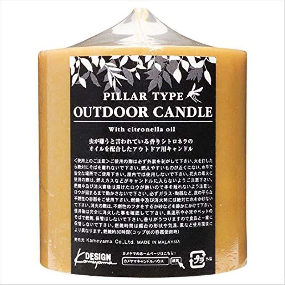 要求するエイリアス湿度カメヤマキャンドル( kameyama candle ) アウトドアキャンドルシトロネラ 714Z
