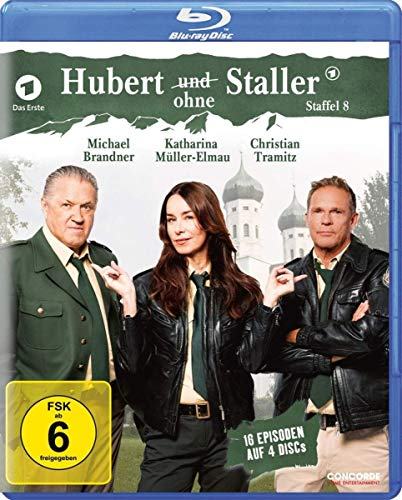 Hubert ohne Staller – Staffel 8 [Blu-ray]
