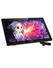 """XP-PEN Artist 22 (2nd Generation) 21.5"""" Drawing Pad with Screen 1080p Graphic Pen Display with 86% NTSC Color Range, Battery Operated Stylus and Adjustable Stand, Supports Windows and Mac"""