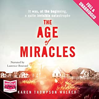 The Age of Miracles Titelbild