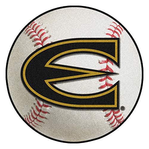 FANMATS NCAA Emporia State University Hornets Nylon Face Baseball Rug