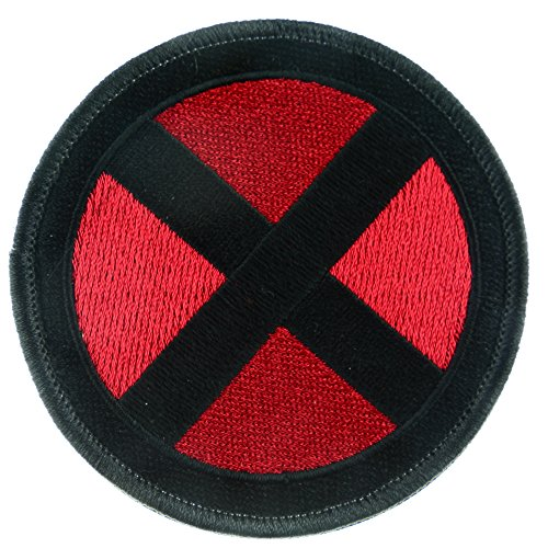 Parche táctico: X-MEN Super Hero 3.25