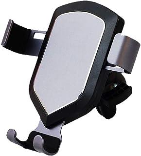 Biltelefonhållare luftutlopp tyngdkraft-navigeringshållare för iPhone Xr, Xs, X, Samsung anvisning 9, S9, Huawei, Sony, HT...
