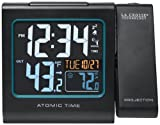 Best Projection Alarm Clocks - La Crosse Technology 616-146 Color Projection Alarm Clock Review