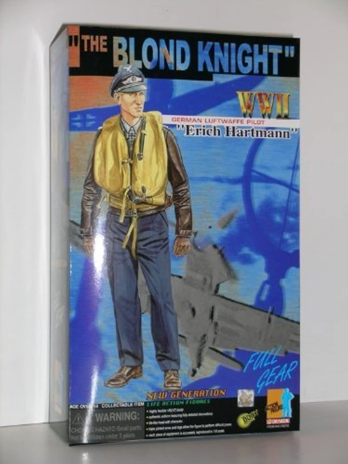 solo cómpralo The Blond Knight--Erich Hartmann WWII Fighter Ace by by by Dragon Acción Figura  comprar nuevo barato