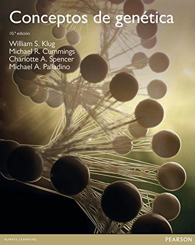 Conceptos de genética (libro + MyLab)