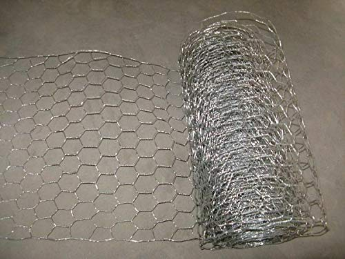 Poultry Netting, Height 48 In, 50 Ft.