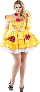 Women's Plus Size Belle of The Ball Costume