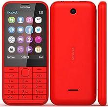 نوكيا 225, شريحتين SIM,احمر -