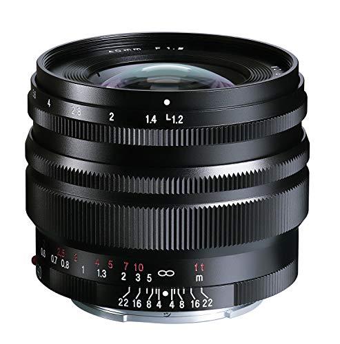 Voigtlander - Lente asférica para Sony FE (40 mm f/1,2 Nokton)