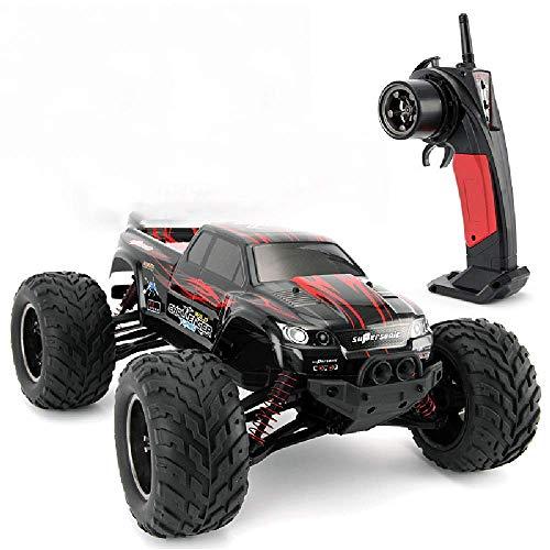 Coche de acrobacias de carreras eléctricas, Coche RC 1:12 Escala 40Km / h Buggy remoto inalámbrico Escalada de alta velocidad Modelos de vehículos de control remoto Niños y adultos RC Camión todoterr