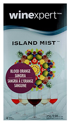 Blood Orange Sangria Wine Making Kit by Island Mist