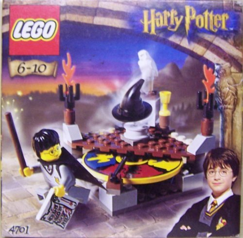 LEGO Harry Potter Sorcerer's Stone Sorting Hat 4701 by LEGO