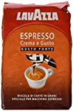 Lavazza Espresso Crema e Gusto (1kg bag whole beans)