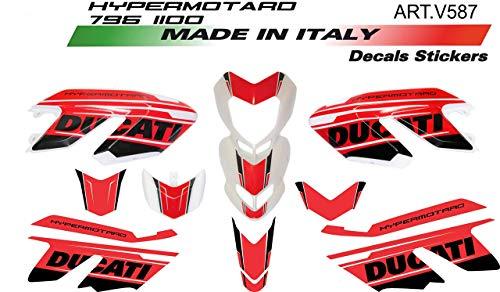 Aufkleber Für Ducati Hypermotard 796/1100