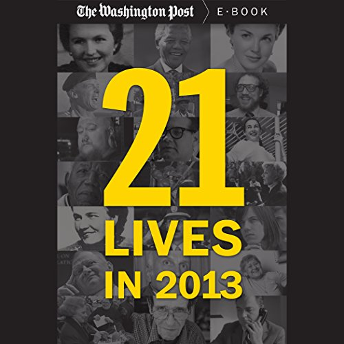 Couverture de 21 Lives in 2013