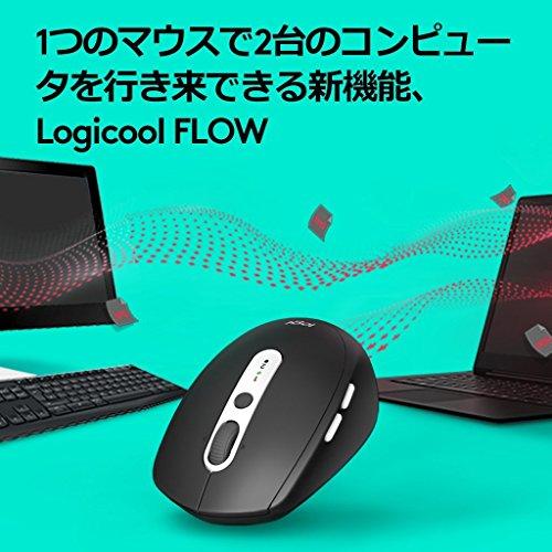 Logicool(ロジクール)『M585MULTI-DEVICEマルチタスクマウス』