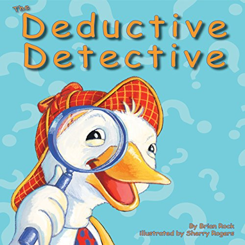 The Deductive Detective audiobook cover art