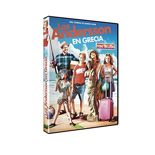Los Andersson en Grecia [DVD]