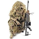 Batop 1/6 Soldat Modell, 12 Zoll Soldaten Spielzeug Figuren Militär Actionfiguren Modell - All Gelände scharfschütze