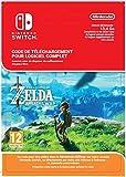 The Legend of Zelda: Breath of the Wild [Nintendo Switch - Code jeu à télécharger]