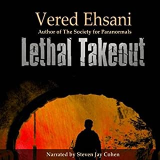 Lethal Takeout audiobook cover art