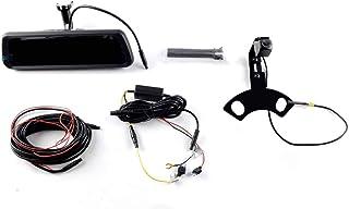 $424 » Brandmotion FVMR-8866V2 FullVUE Rear Camera Mirror System with Full HD Video Screen & 2-Channel DVR for Jeep Wrangler JK 2...